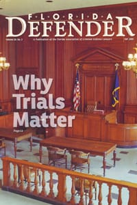 FD Why Trial Matters